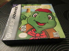 Franklin The Turtle  (Nintendo Game Boy Advance, 2005)