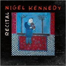 Recital by Nigel Kennedy (Violin) (CD, Mar-2013, Sony Classical) NEW