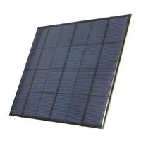 3.5W 6V 583mA Monocrystalline silicon Epoxy Mini Solar Panel DIY Solar Modu A0O6