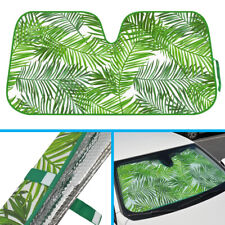 Leaves Auto Sun Shade Visor Windshield Front Car Window UV Sun Protection