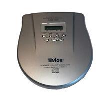 Tevion Tragbarer CD-Player Walkman Diskman CD Walkman disc Multifunktion Display