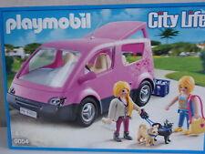 Playmobil City Life 9054 City Van rosa - Neu & OVP