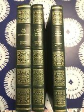 Three Novels by  Thomas Hardy - Heron Leatherette Hardcover