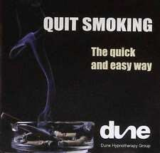 QUIT SMOKING The Quick & Easy Way HYPNOSIS CD Dune Hypnotherapy DIANA POWLEY new