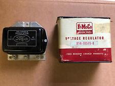 1949-1955 Ford Thunderbird Lincoln Mercury NOS 6 Volt 40 Amp Voltage Regulator