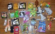 28 McDonalds & Burger Kings Toys Hot Wheels Furreal Nickelodeon Marvel Casper