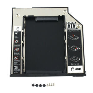 SATA 2ND HDD Hard Drive Caddy Ejector for Dell Latitude M2400 M4500 E6410 E6400
