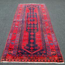 Alter Orient Teppich 270 x 128 cm Seltenes Muster Perserteppich Carpet Rug Tapis