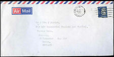 Hong Kong 1994 Commercial Air Mail Cover To England #C30325