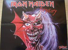 █▬█ Ⓞ ▀█▀   Rush  Ⓗⓞⓣ  Iron Maiden Ⓗⓞⓣ Purgatory Ⓗⓞⓣ 1 Poster Ⓗⓞⓣ  46 cm x 59 cm