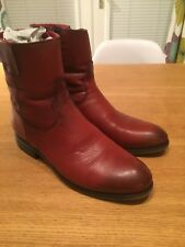 Womens Buffalo Garda Boots In Tan Size 40 Eu, 6.5 UK