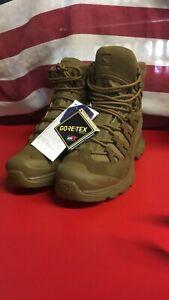 Salomon Quest 4D GTX Forces 2 Coyote Men's Mountain Hiking Boots Size: 11