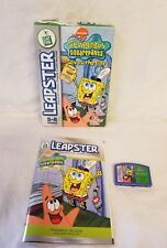 LeapFrog SpongeBob SquarePants Saves the Day ( Leapster, 2003) rare box edition