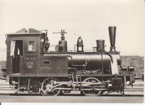 Dampflokomotive Normalspur 9870 sächs. VII T Nr. 1431 ngl 218.130