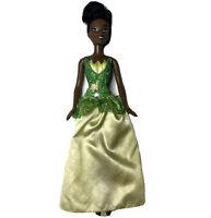 Disney Princess Sparkling Princess Tiana Doll Barbie Black Princess Frog Mattel