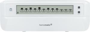 Fußbodenheizungsaktor Homematic HmIP-FALMOT-C12 153621A0