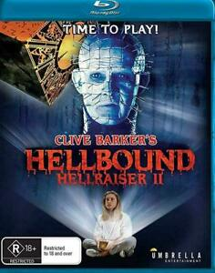 Hellbound: Hellraiser II (Blu-Ray) NEW/SEALED