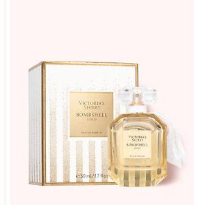 Victoria's Secret Bombshell Gold EAU DE PARFUM 50ML EDP BRAND NEW SEALED RRP £69