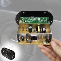 12V-220V Subwoofer Bluetooth Planche d'amplificateur Audio de voiture Carte H4I2