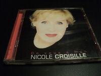 """RARE! CD """"DE VOUS A MOI"""" Nicole CROISILLE / best of 21 titres"""