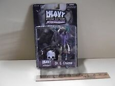 "Heavy Metal Fakk2 Dr. E. Chiona 7""in Figure Game Series 1 N2 Toys 2000"