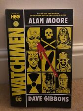 DC Comic's Watchmen, International Paperback Edition, 2014, Alan Moore
