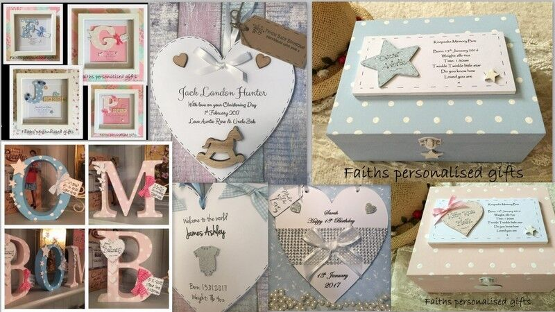 Faiths Personalised Gifts