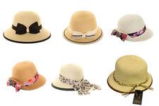 Chapeaux en paille pour femme