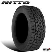 1 X New Nitto Terra Grappler G2 295/65R20 129/126S All-Terrain Radial Tire