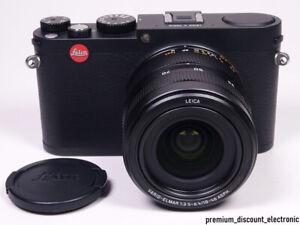 Leica 18430 Leica X-Vario (107) Kamera 18-46mm asph schwarz OVP mint neuwertig