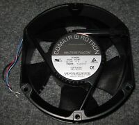 Comair Rotron 150 x 172 mm High CFM 150mm Fan - 24 V - 300 CFM High Flow MT24B7