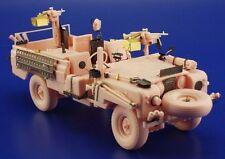 eduard 35754  1/35 Armor- Land Rover SAS for Tamiya