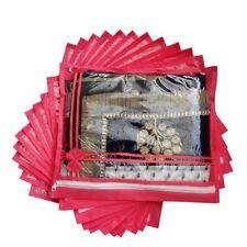 12 X multi Saree Bag Wardrobe Storage Bags Indian Wedding Suit Gift Packing-cs04
