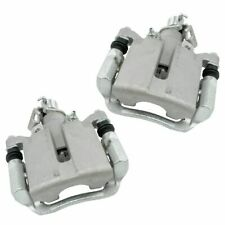 Raybestos Rear Disc Brake Caliper with Bracket Kit Pair for GM New