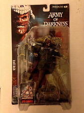 2001 MOVIE MANIACS SERIES 4 ARMY OF DARKNESS BRUCE CAMPBELL EVIL ASH FIGURE DEAD