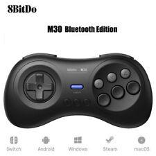 SEGA Wireless Controller 8Bitdo Bluetooth Gamepad for Mega Drive Genesis & PC