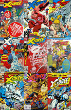 X-Force 6 7 9 16 17 43 84 86 (1991-1992) Marvel Comics (sold separately)