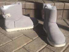NEW WOMENS UGG 1016665 ADORIA TEHUANO SUEDE SHEEPSKIN SHORT BOOTS Size 11