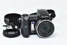 Sony Cyber-shot DSC-H9 8.1MP Digital Camera - Black