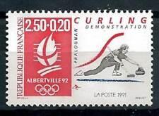 France 1991 Jeux Olympiques Albertville Yvert n° 2680 neuf ** 1er choix