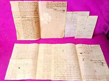 DOC, MANUSCRITOS,CARTAS DEL PRIMER BANCO EN CATALUÑA 1797, BANCO DE MANUFACTURAS
