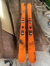 Line Influence Skis 186cm 2014 Look Spx 12