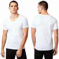 TOM TAILOR Herren T-Shirt Doppelpack V-Neck Basic 1011049 S-XXL