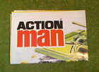 VINTAGE ACTION MAN 40th OFFICIAL EQUIPMENT MANUAL POSTER ( GREEN )
