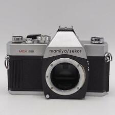Vintage Mamiya MSX 500 Film Camera Body Only 35mm