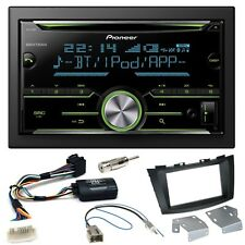 Pioneer fh-x730bt USB Bluetooth Autoradio Kit de montage pour SUZUKI Swift Sport FZ NZ