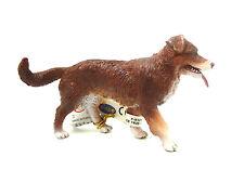 X4) PAPO (54038) Australian Shepherd Bauernhof Hund Hunde