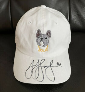 Juju Smith-Schuster Signed Boujee Merch Hat ~ Pittsburgh Steelers