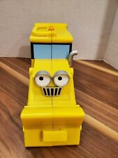 Bob the Builder Scoop Carry Case with 4 Character Trucks