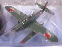 Aichi Special Seiran 晴嵐 1/100 Scale War Aircraft Japan Display Diecast vol 50
